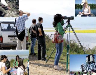 Istraživanja na jezeru Kirhiki, Grčka